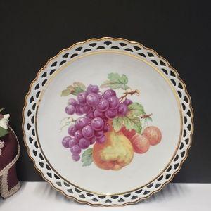 Vintage Royal Hanover Germany Decorative Plate